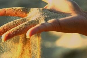 Сенсорики и песочная терапия